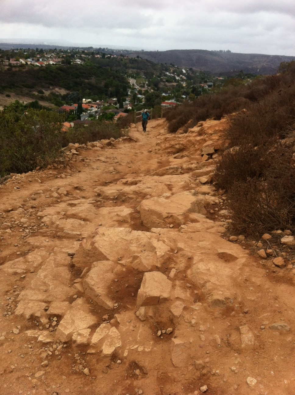 Grounded on the Trail, Grounded in Life by Mark Lees, M.A., Hiker Therapy