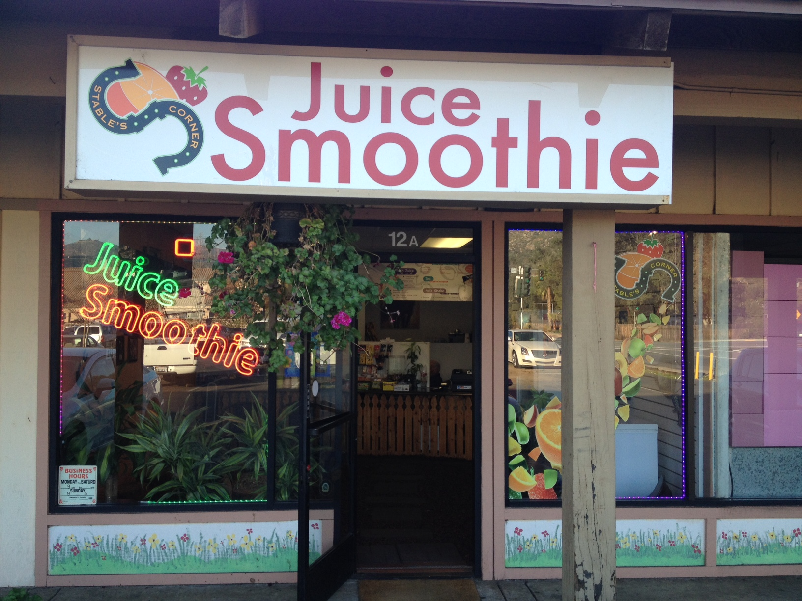 Iron Mountain Smoothie Shop