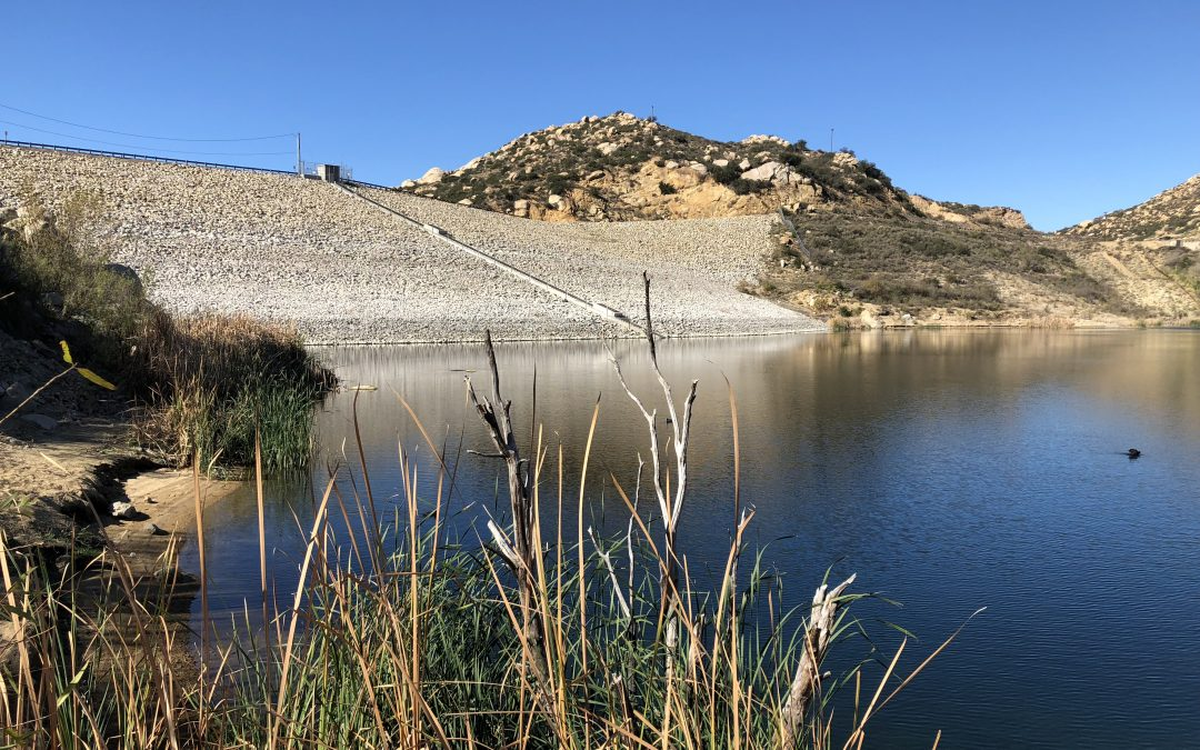 Blue Sky Ecological Reserve in Poway, CA  02/03/2018   Hiker Therapy